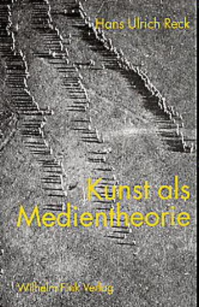 Kunst als Medientheorie - Coverbild
