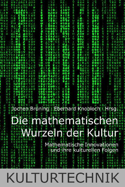 Die mathematischen Wurzeln der Kultur - Coverbild