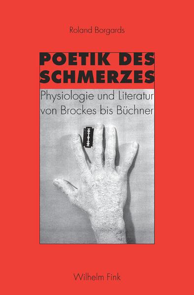 Poetik des Schmerzes - Coverbild