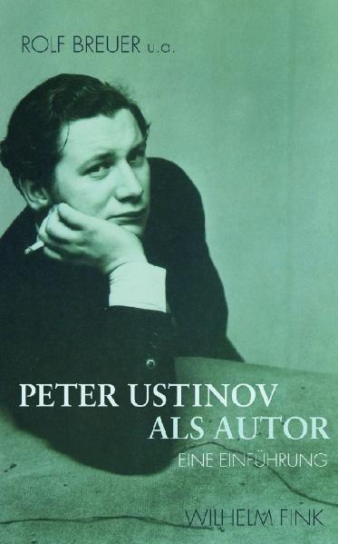 Peter Ustinov als Autor - Coverbild
