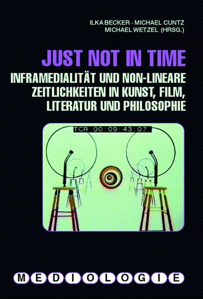 Just not in time - Coverbild
