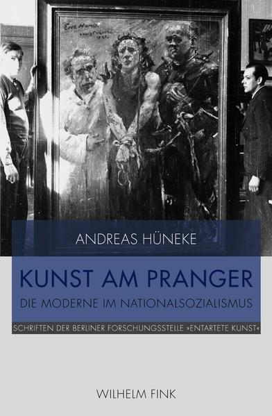 Kunst am Pranger - Coverbild