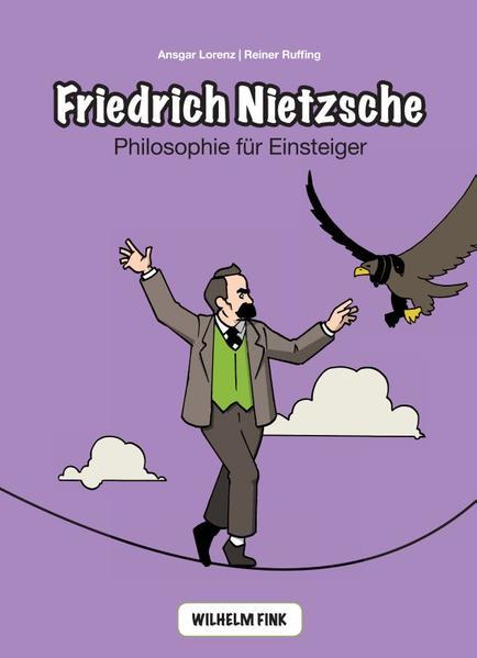 Friedrich Nietzsche - Coverbild
