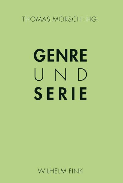 Genre und Serie - Coverbild