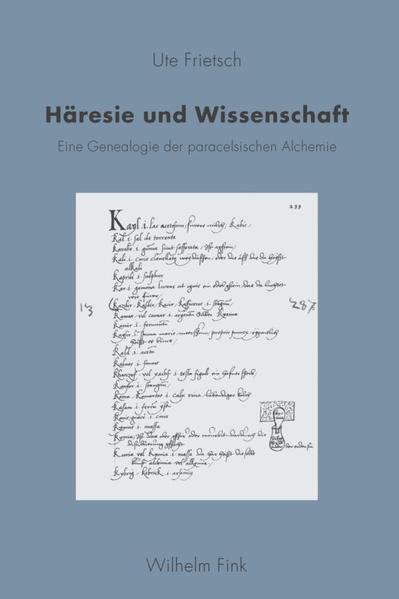 Häresie und Wissenschaft - Coverbild