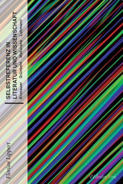 Selbstreferenz in Literatur und Wissenschaft - Coverbild