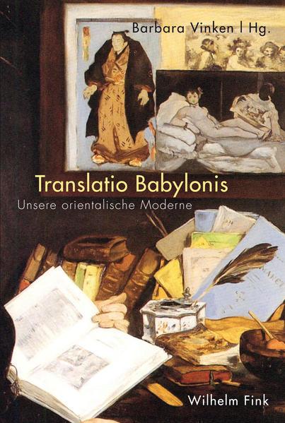 Translatio Babylonis - Coverbild