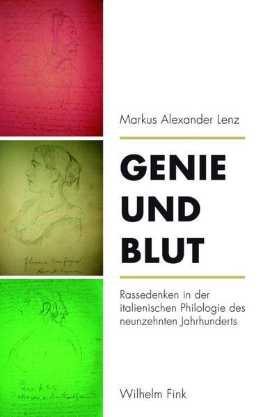 Genie und Blut - Coverbild