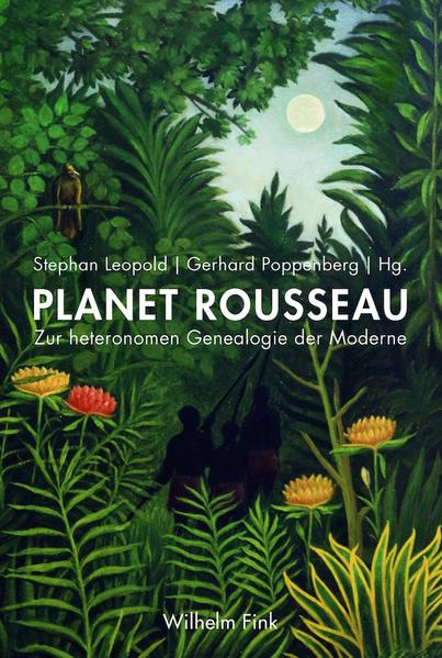 Planet Rousseau - Coverbild