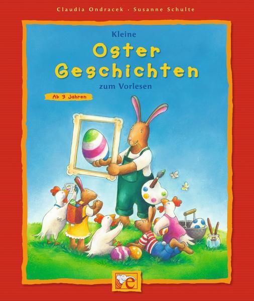 Kleine Oster-Geschichten zum Vorlesen - Coverbild