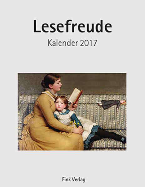 Lesefreude 2017 - Coverbild