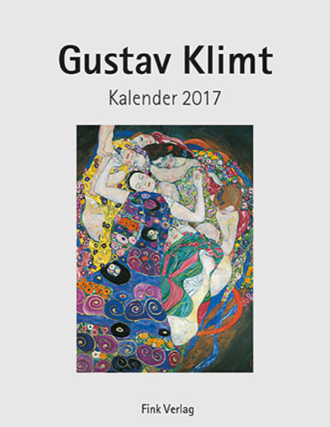 Gustav Klimt 2017 - Coverbild