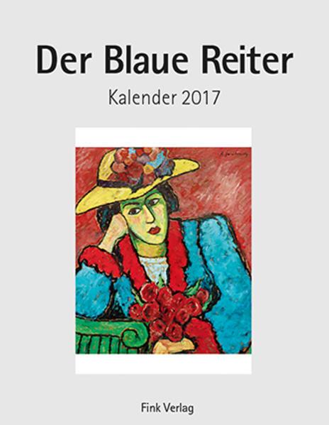 Der Blaue Reiter 2017 - Coverbild