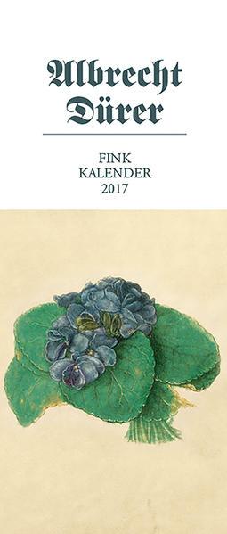 Albrecht Dürer 2017 - Coverbild