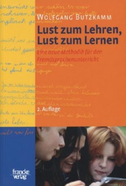 Lust zum Lehren, Lust zum Lernen - Coverbild
