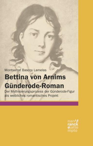 Bettina von Arnims Günderode-Roman - Coverbild