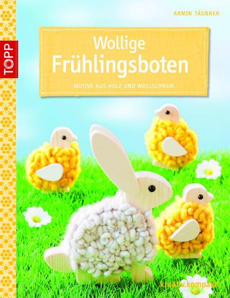 Wollige Frühlingsboten - Coverbild