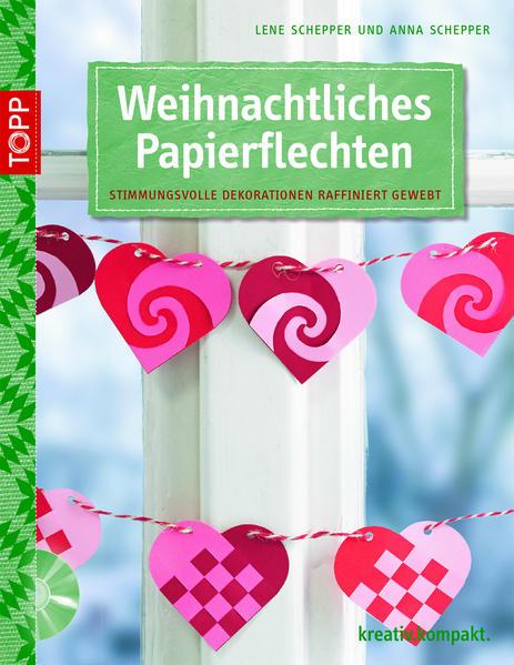 Kostenloses PDF-Buch Weihnachtliches Papierflechten