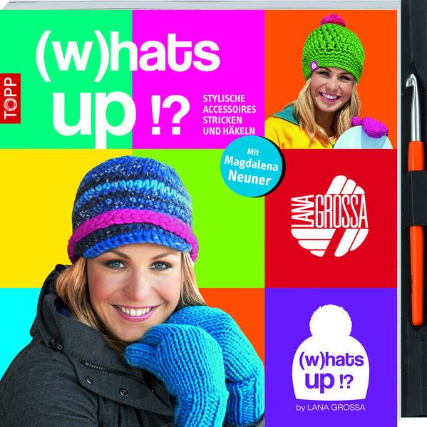 (w)hat's up!? - Coverbild