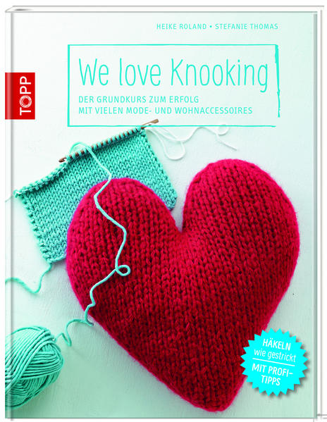 We love Knooking - Coverbild