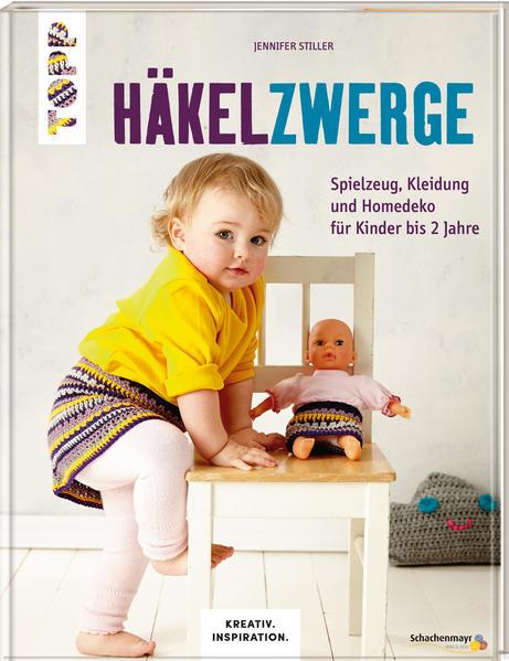 Häkelzwerge (KREATIV.INSPIRATION.) - Coverbild