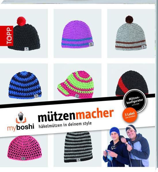 myboshi - Mützenmacher - Coverbild