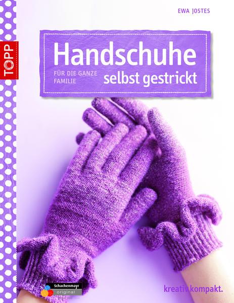 Handschuhe selbst gestrickt - Coverbild