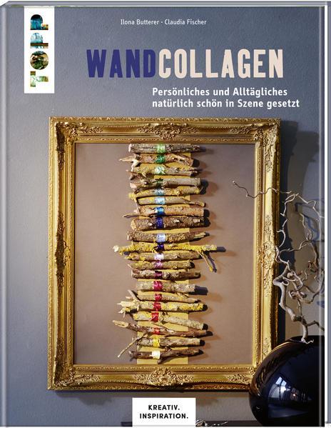 Wandcollagen (KREATIV.INSPIRATION) - Coverbild