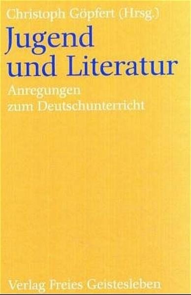 Jugend und Literatur - Coverbild