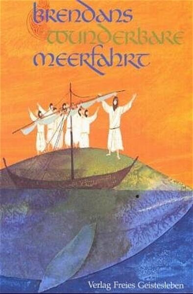 Brendans wunderbare Meerfahrt - Coverbild