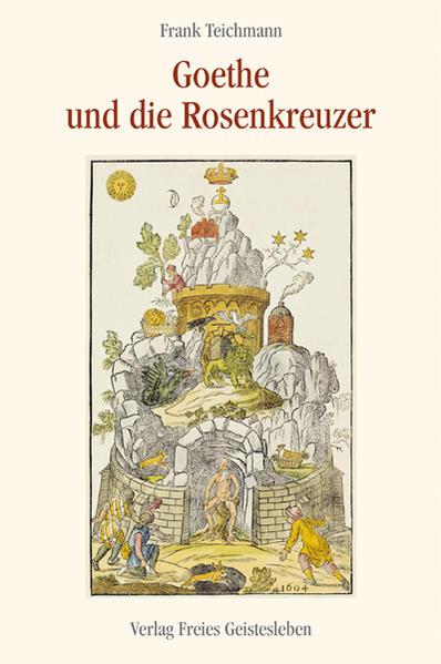 Goethe und die Rosenkreuzer - Coverbild
