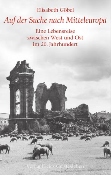 Auf der Suche nach Mitteleuropa - Coverbild
