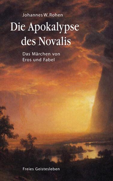 Die Apokalypse des Novalis - Coverbild