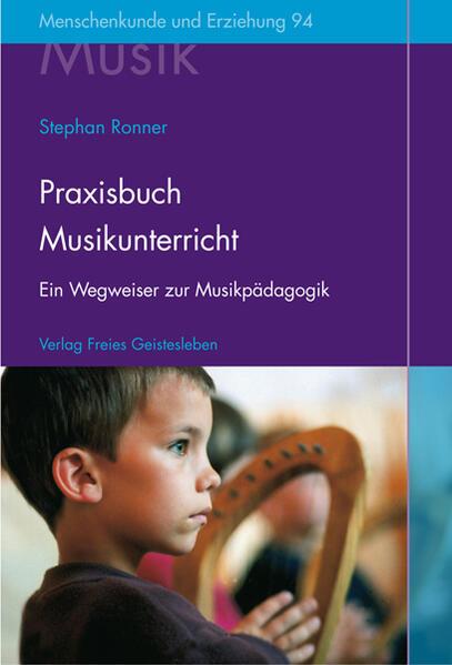 Praxisbuch Musikunterricht - Coverbild
