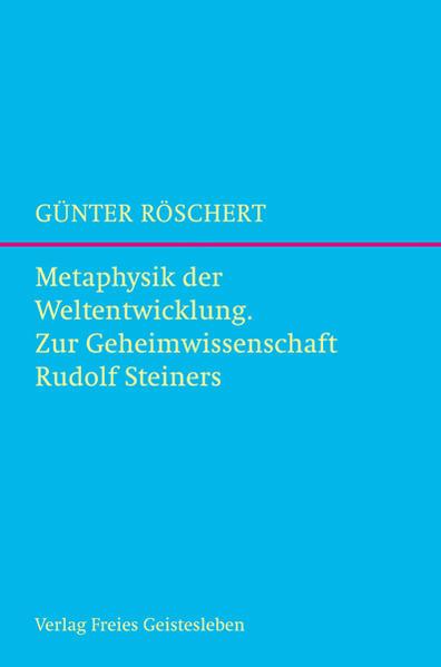 Metaphysik der Weltentwicklung - Coverbild