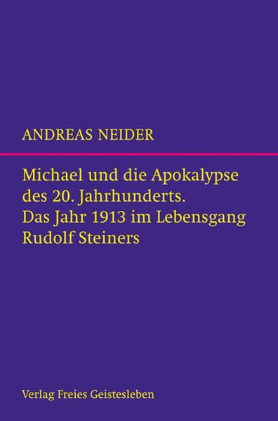 Michael und die Apokalypse des 20. Jahrhunderts - Coverbild