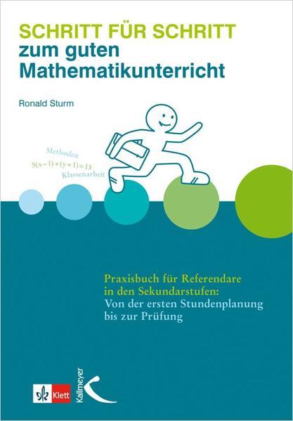 Schritt für Schritt zum guten Mathematikunterricht - Coverbild
