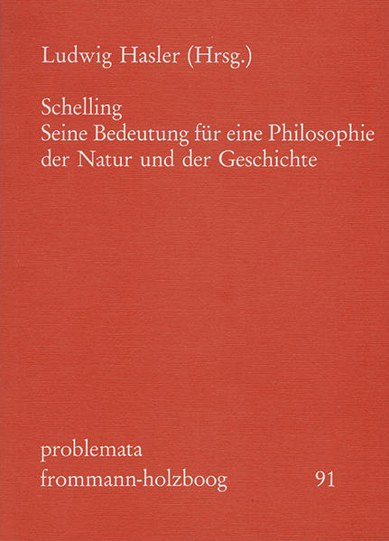 Schelling - Coverbild