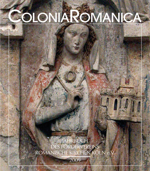 Colonia Romanica XXIX (2009) - Coverbild