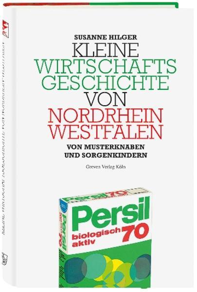Kleine Wirtschaftsgeschichte von Nordrhein-Westfalen - Coverbild