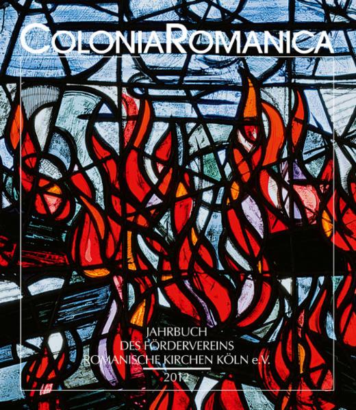 Colonia Romanica XXVII 2012 - Coverbild