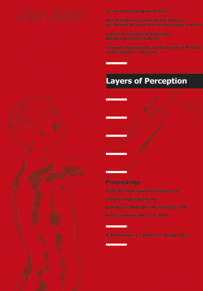 Layers of Perception - Coverbild