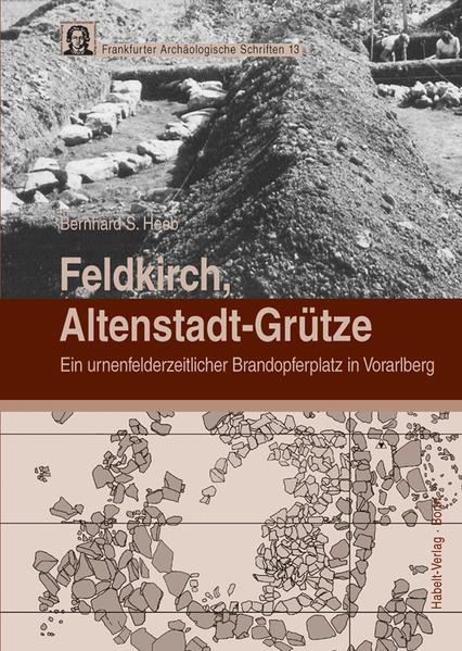 Feldkirch, Altenstadt-Grütze - Coverbild