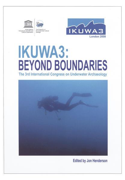 IKUWA 3: Beyond Boundaries - Coverbild