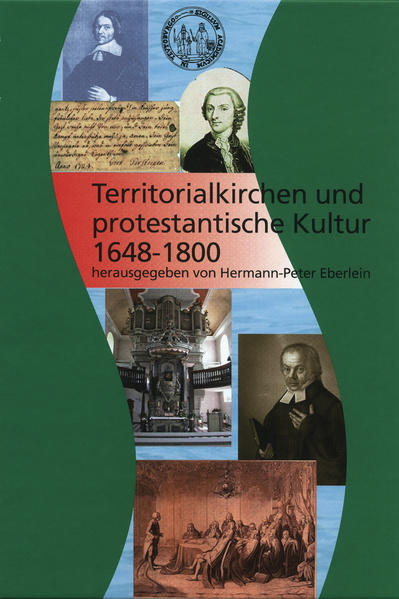 Territorialkirchen und protestantische Kultur: 1648 - 1800 - Coverbild