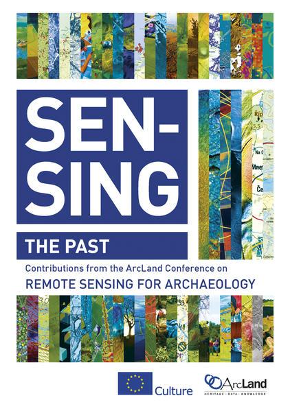 Sensing the Past - Coverbild