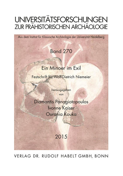 Ein Minoer im Exil - Coverbild