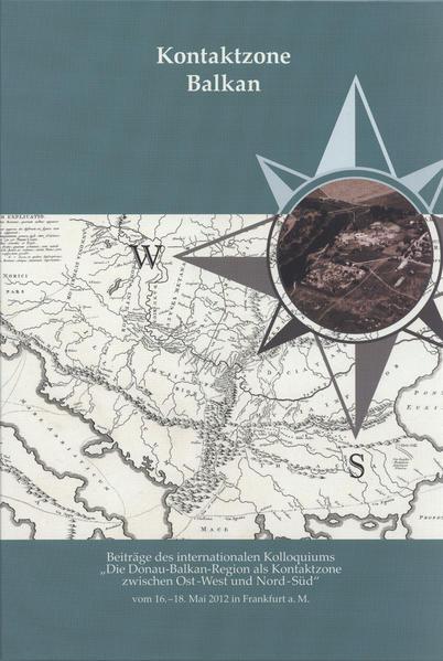 Kontaktzone Balkan - Coverbild