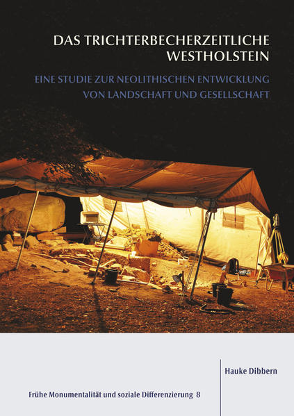 Das trichterbecherzeitliche Westholstein - Coverbild