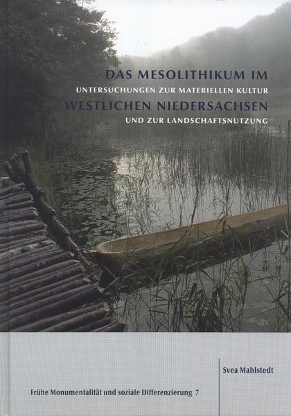 Das Mesolithikum im westlichen Niedersachsen - Coverbild